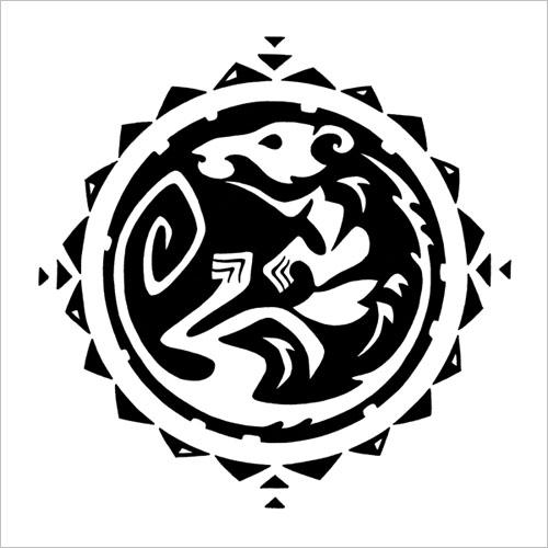 Chinese Zodiac: Mouse (Rat) / Китайский зодиак: мышь (крыса)