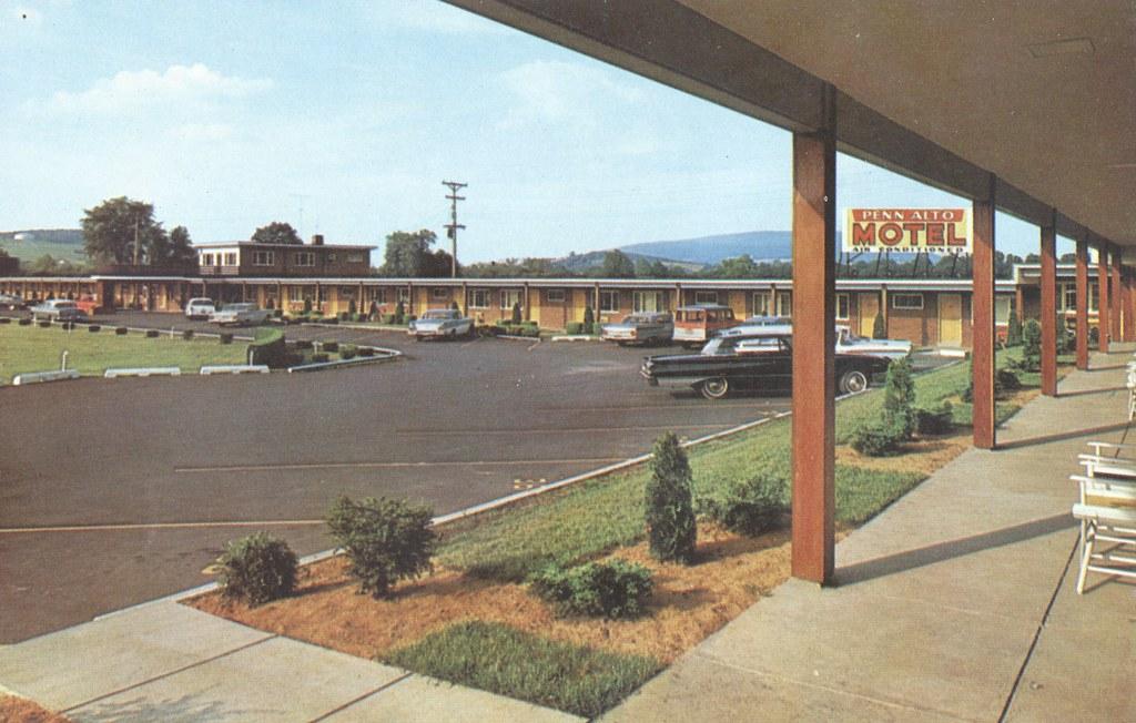 Penn Alto Motel - Duncansville, Pennsylvania