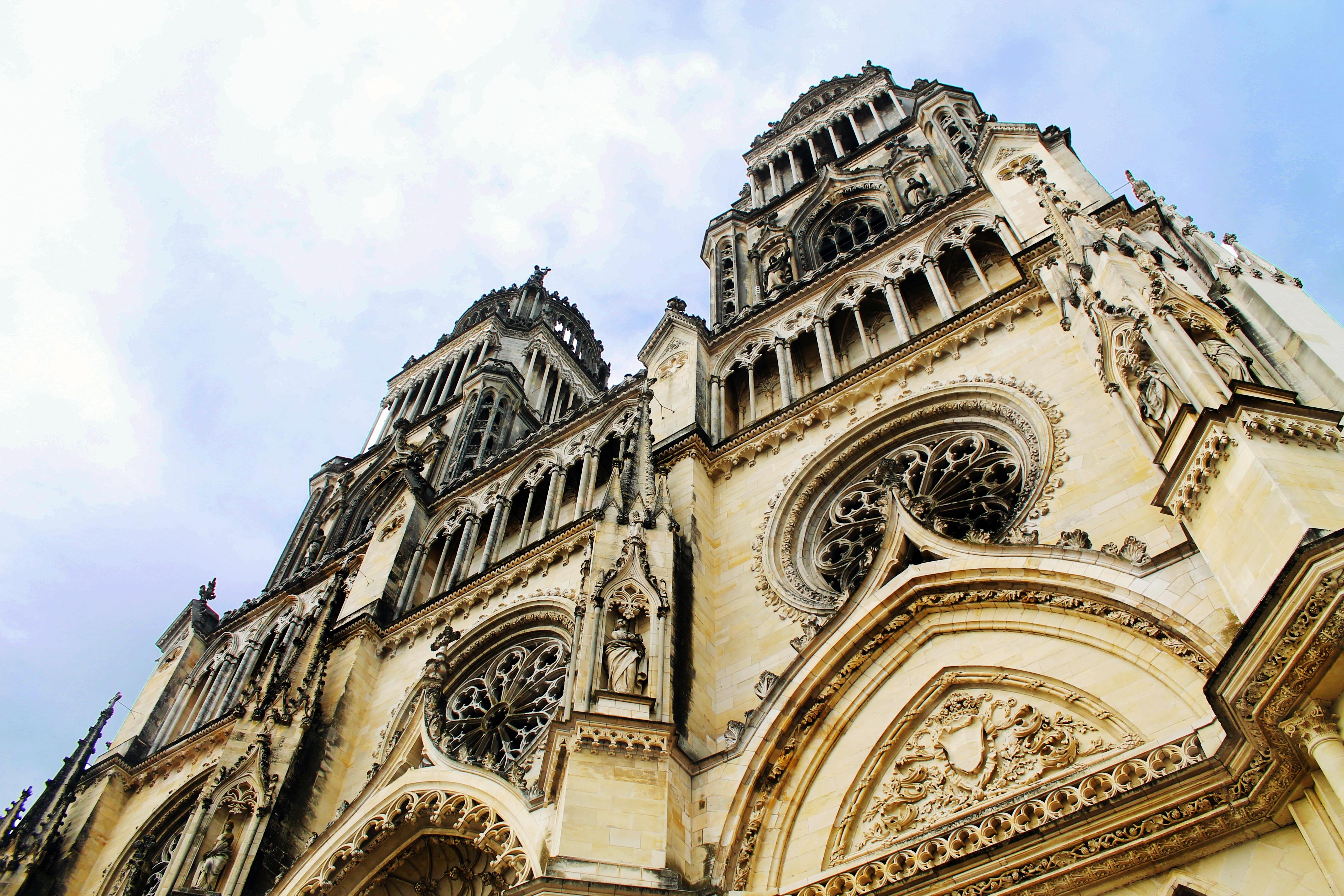 Drawing Dreaming - guia de visita de Orléans, Loire - Cathédrale Sainte-Croix
