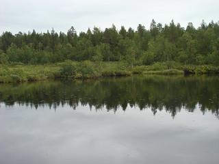 Onderweg van Kiruna naar Muonio 2