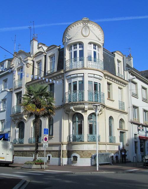 Building  in Lorient