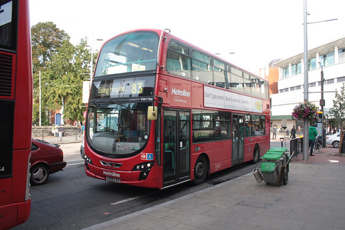 Metroline West VW1766 LK59CXD