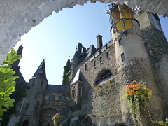 Im Tor zur Reichsburg Cochem
