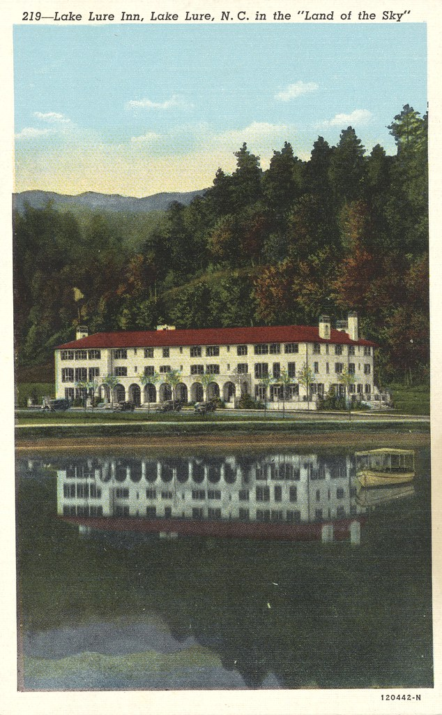 Lake Lure Inn - Lake Lure, North Carolina