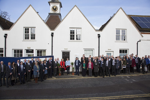 Launch of BRE Flood Resilent Home