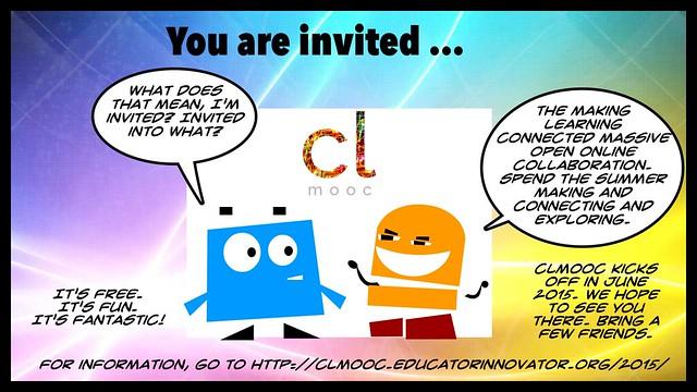 Clmooc invite