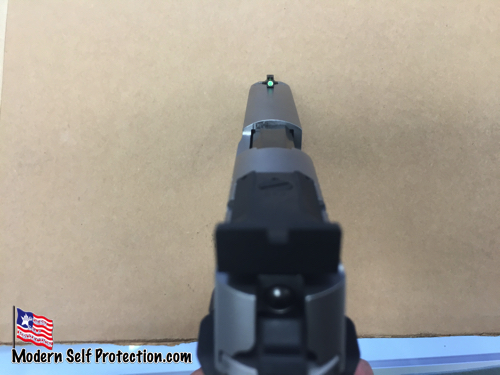 Sig GT 20 Front Sight