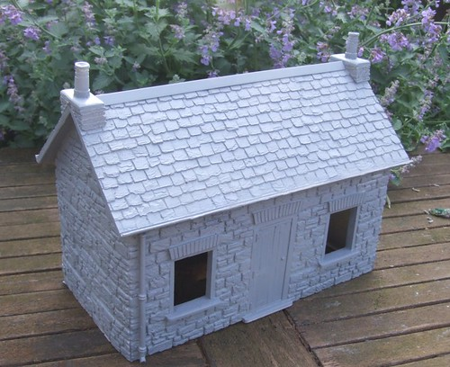 Primed cottage