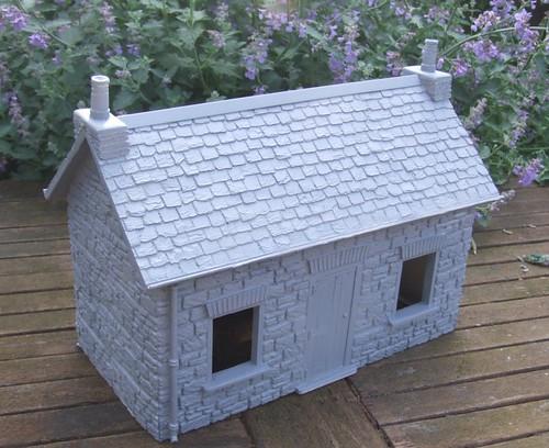 Primed cottage
