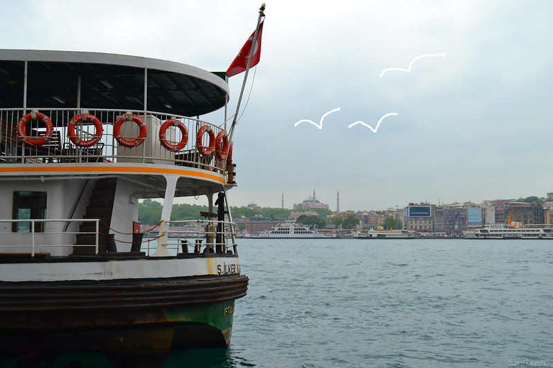 Gecikmiş İstanbul post'u
