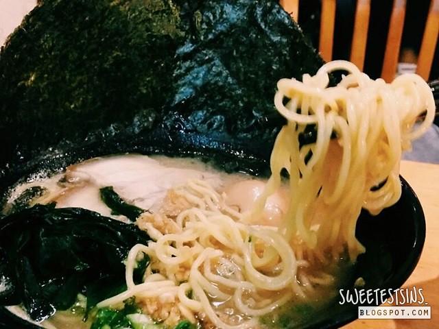 udon goen tonkotsu special ramen