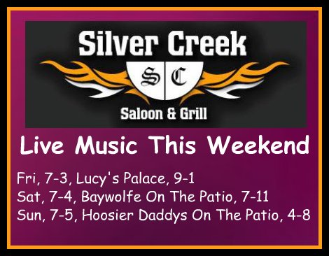 Silver Creek 7-3 thru 7-5-15