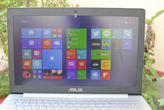 [Unbox] Asus Zenbook Pro UX501J: thiết kế cao cấp và đẹp - 77797