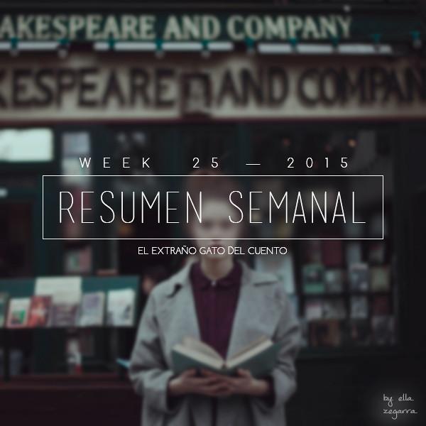 Resumen Semanal (Week 25)