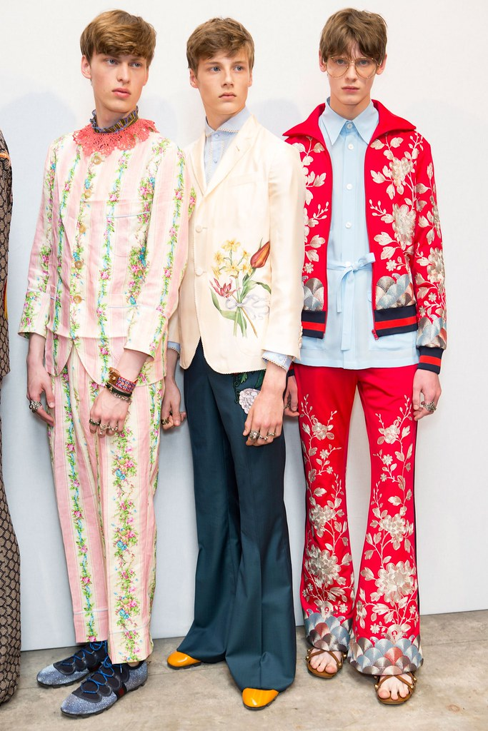 SS16 Milan Gucci212_Josef Utekal, Hugh Laughton-Scott, Charlie Smith(fashionising.com)