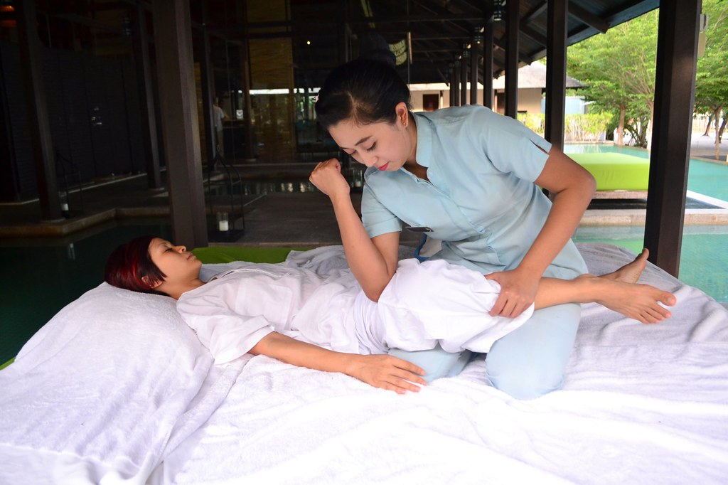 Westin langkawi - heavenly spa - review -royal thai massage-015