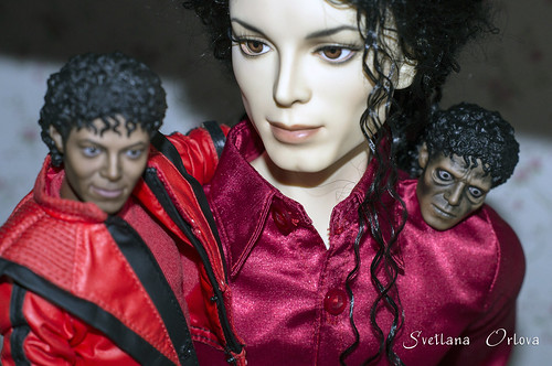 Michael BJD & Thriller