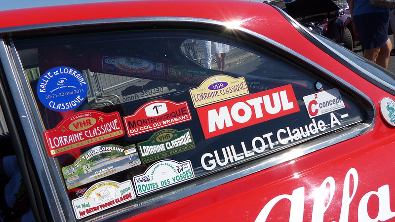 Alfa Romeo coupé Bertone  GTA / Groupe 2  de Chrisian Guillot 20066825039_75830d8afd_c