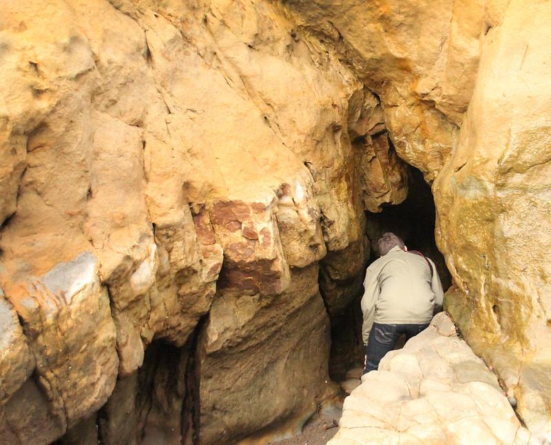 La Jolla Tidepools, Caves & Coves