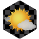 looped weather icons