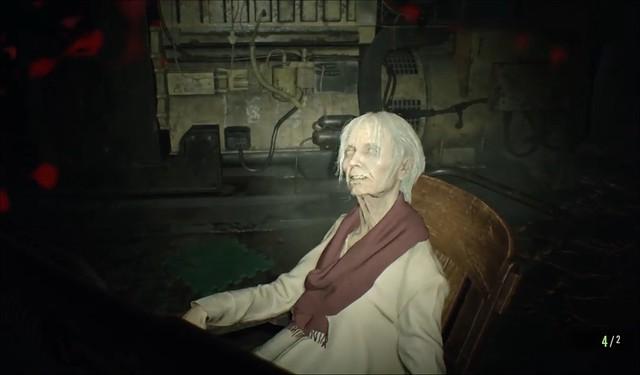 おばあちゃんの痛み