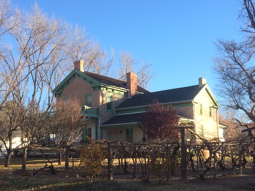 Brigham Young house
