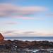 Cullen Beach at Sunset