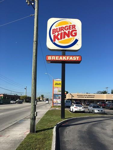 New Burger King Building Design