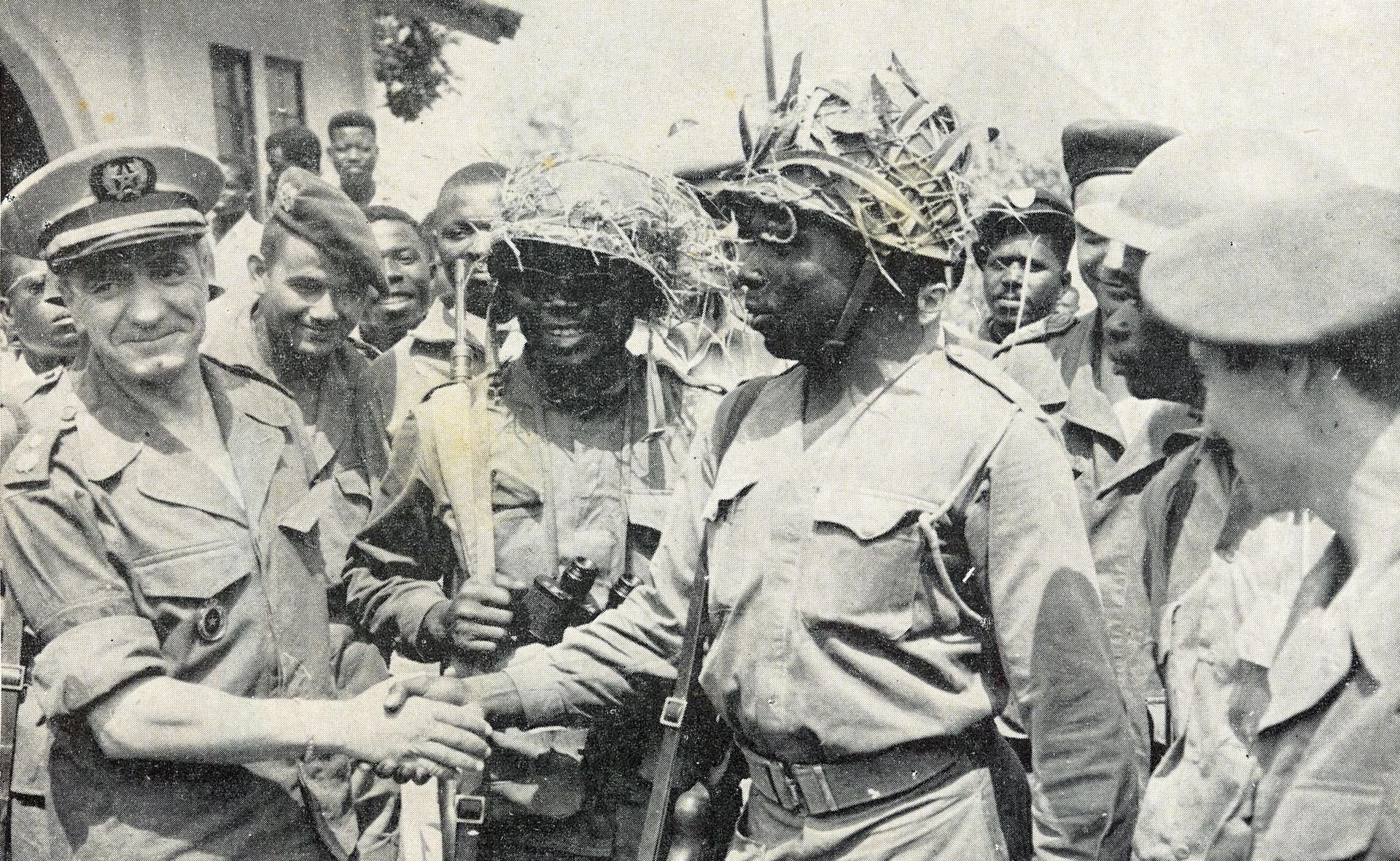 Les Forces Armées Royales au Congo - ONUC - 1960/61 32346632425_43700d799b_o