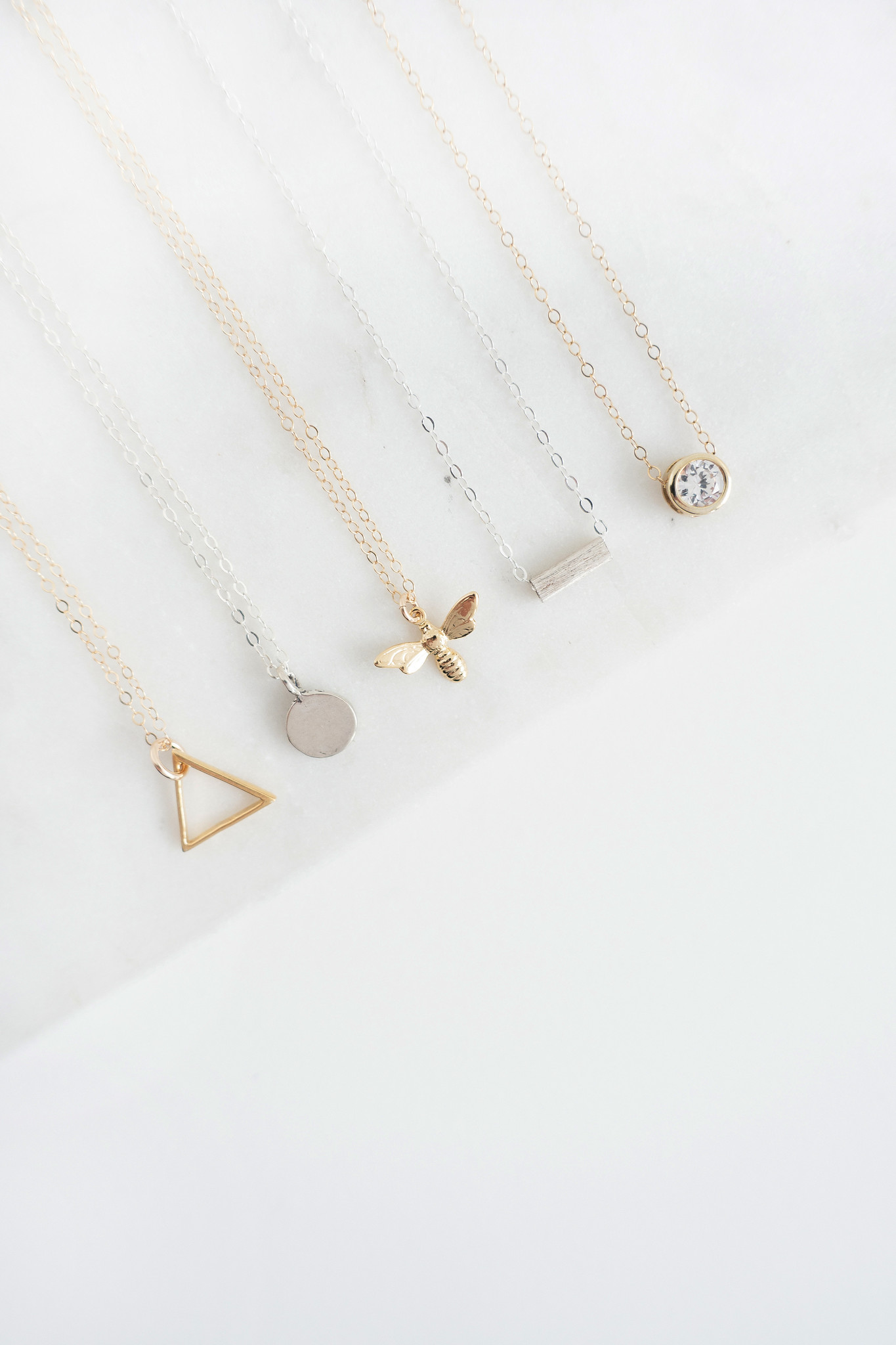 Capsule Jewellery Collection