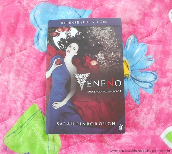 Veneno, Sarah Pinborough