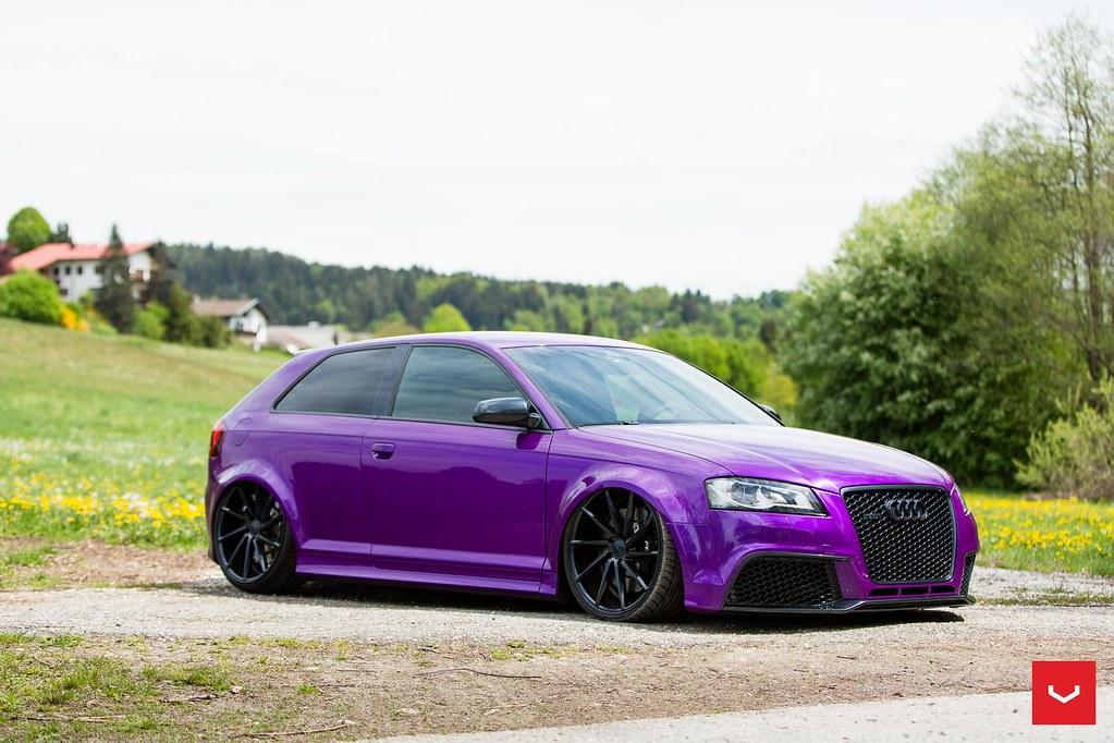 Audi A3 Tdi 20 Inch Vossen Cvt Wheels 169 Vossen Wheels