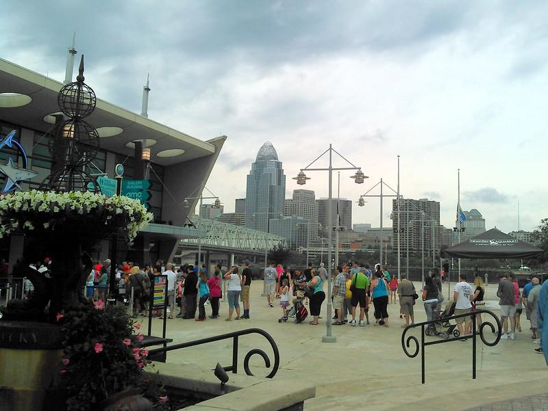 Cincinnati // Newport