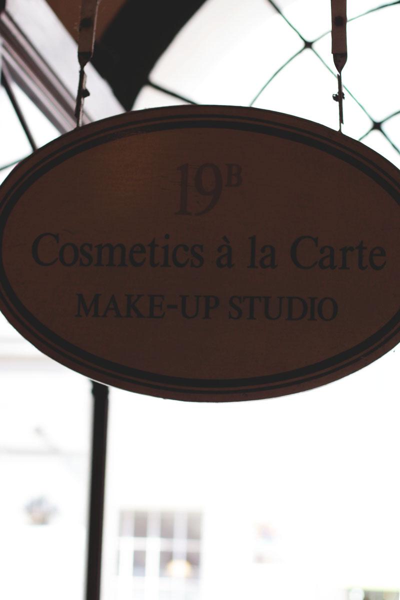 A La Carte bespoke make up, Bumpkin Betty