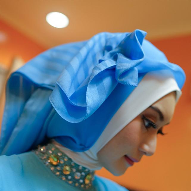 Hijab Challenge by Clozette 2