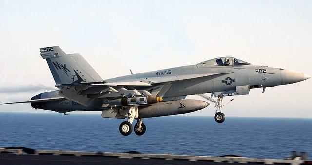 F:A-18E Super Hornet