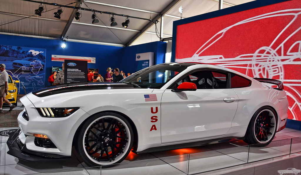 2015 Ford Mustang Gt Apollo 13 Edition Chad Horwedel Flickr
