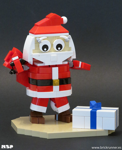 Santa has arrived!