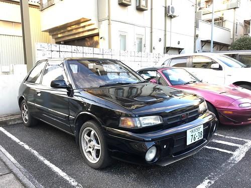 1992-1996 MAZDA FAMILIA GT-R