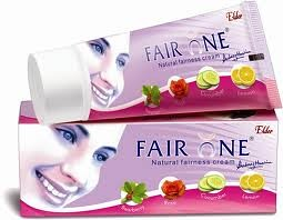 Best ayurvedic fairness cream in India - Shanaz Hussain fairness one natural fairness cream