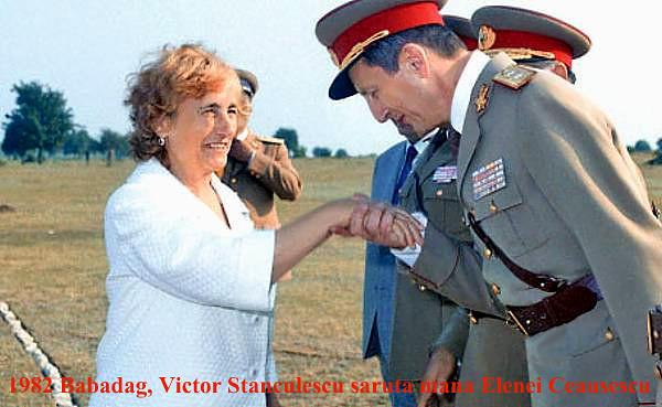 Generalul Atanasie Stanculescu, unul dintre autorii masacrului din 1989