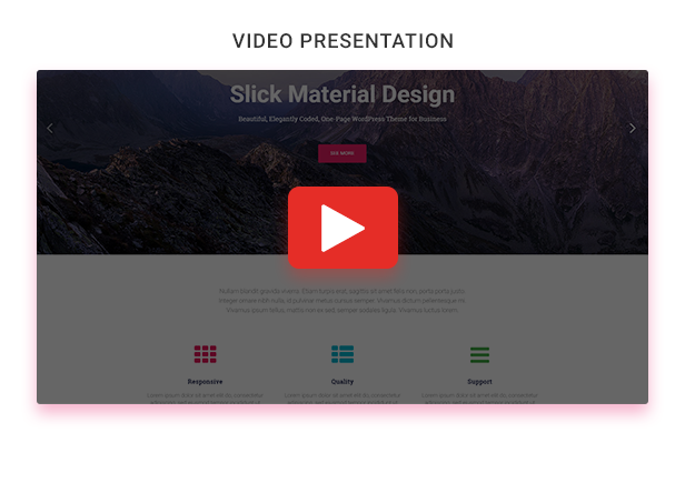 Hestia Pro - Sharp Material Design Theme For Startups - 4