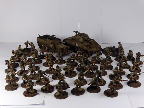 Bolt Action - US Starter Army