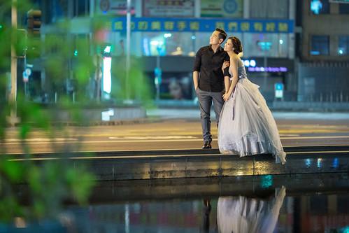 跨海飛越千里~Kiss九九麗緻婚紗替我們在台灣創造了幸福婚紗回憶錄 (6)