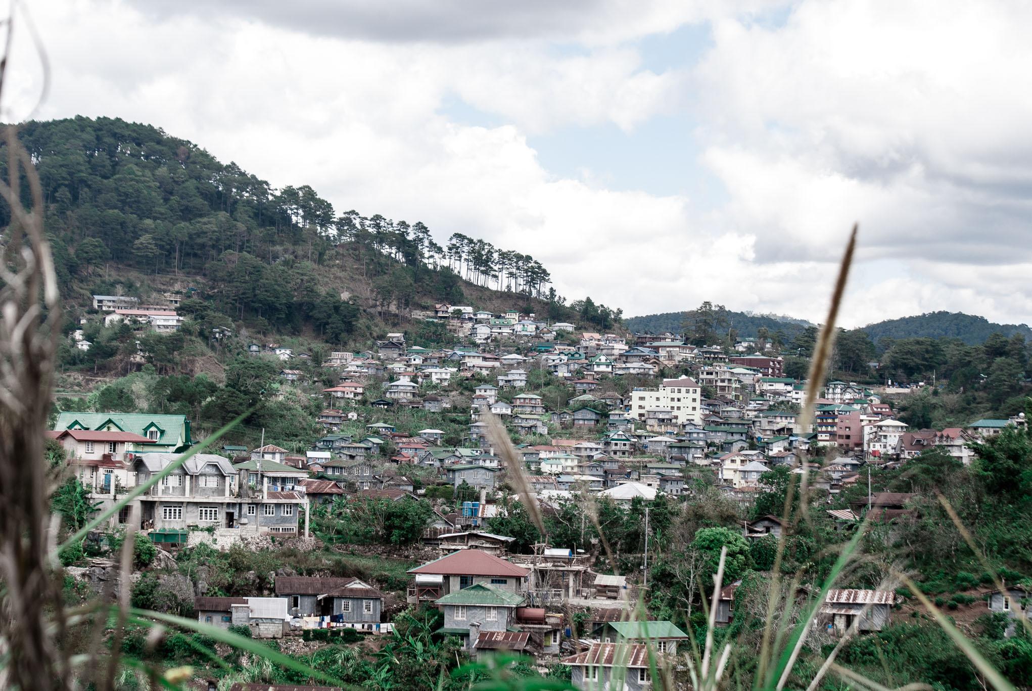 sagada town houses