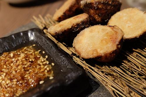 皮付き里芋の唐揚げ サクサク醤油で 牛タン工房鎌倉ハム西荻窪店 46