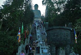 Lantau - Steps