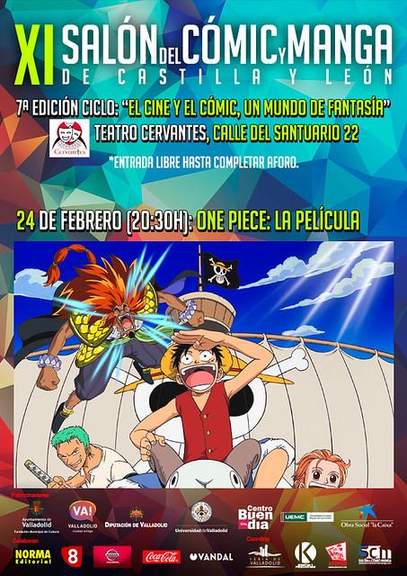XI Salón del Cómic y Manga de Castilla y León Ciclo el Cine y el Cómic