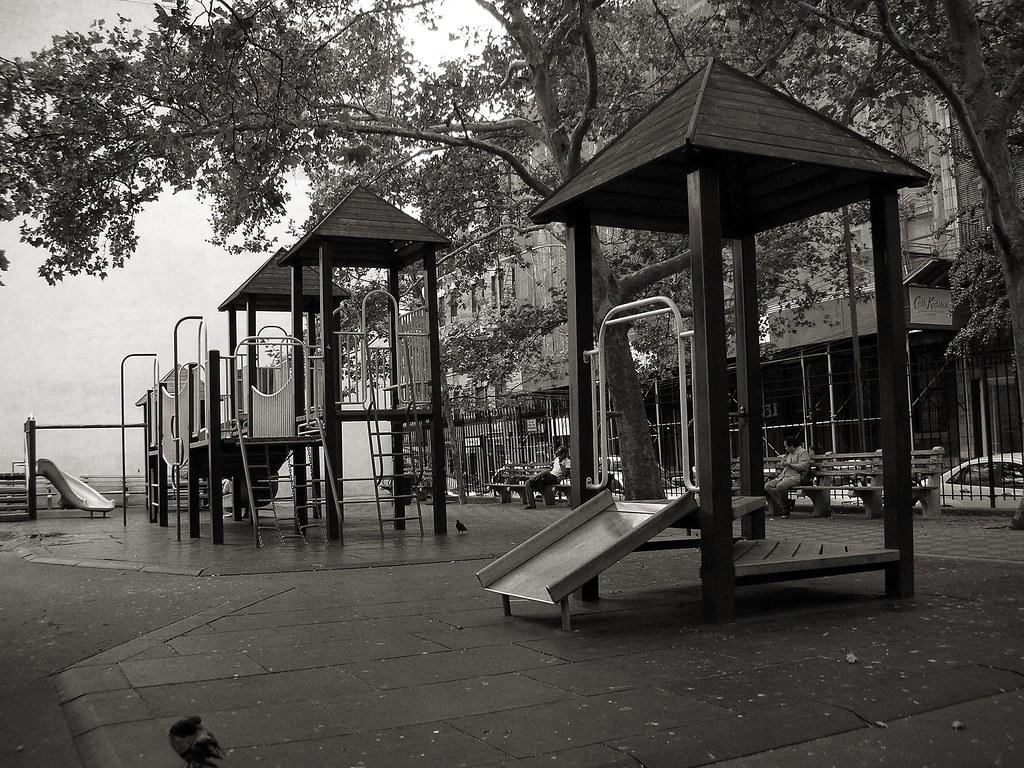 Playground Black and White | _MaO_ | Flickr
