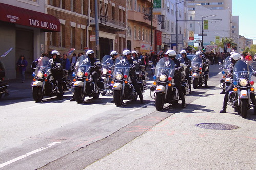 Motorcycle Cops | by roger jones